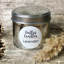 Load image into Gallery viewer, soy wax candle | Lavender candle | Dallas Candles