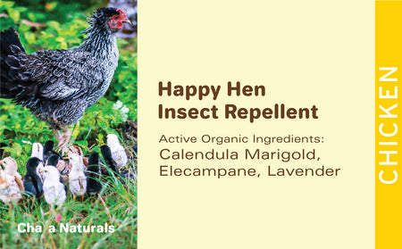 Happy Hen Insect Repellent Herbs