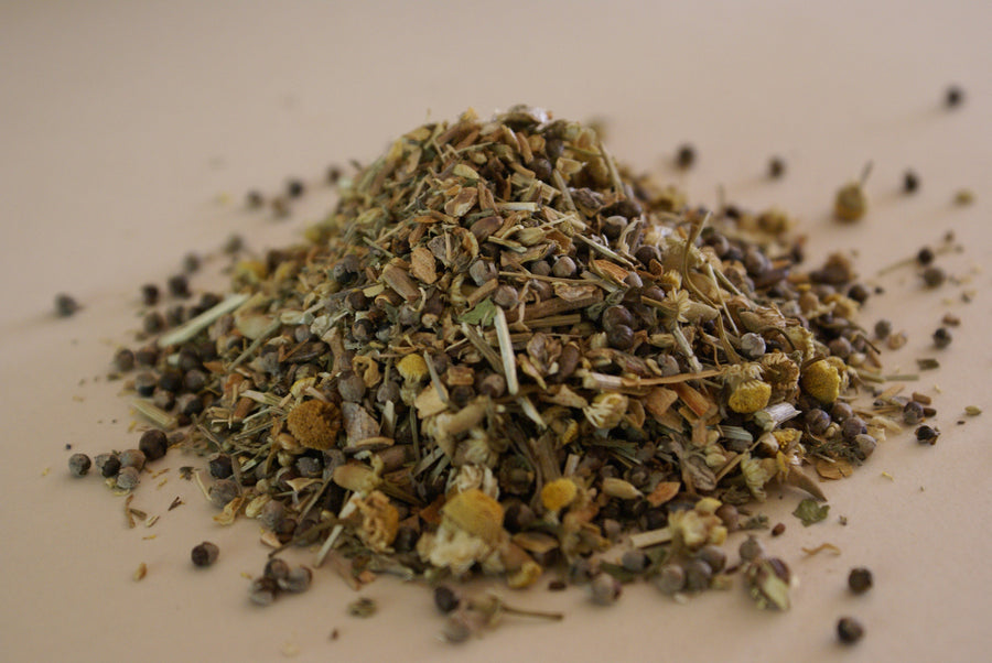 Mellow Mare Herb Mix - Valerian Free