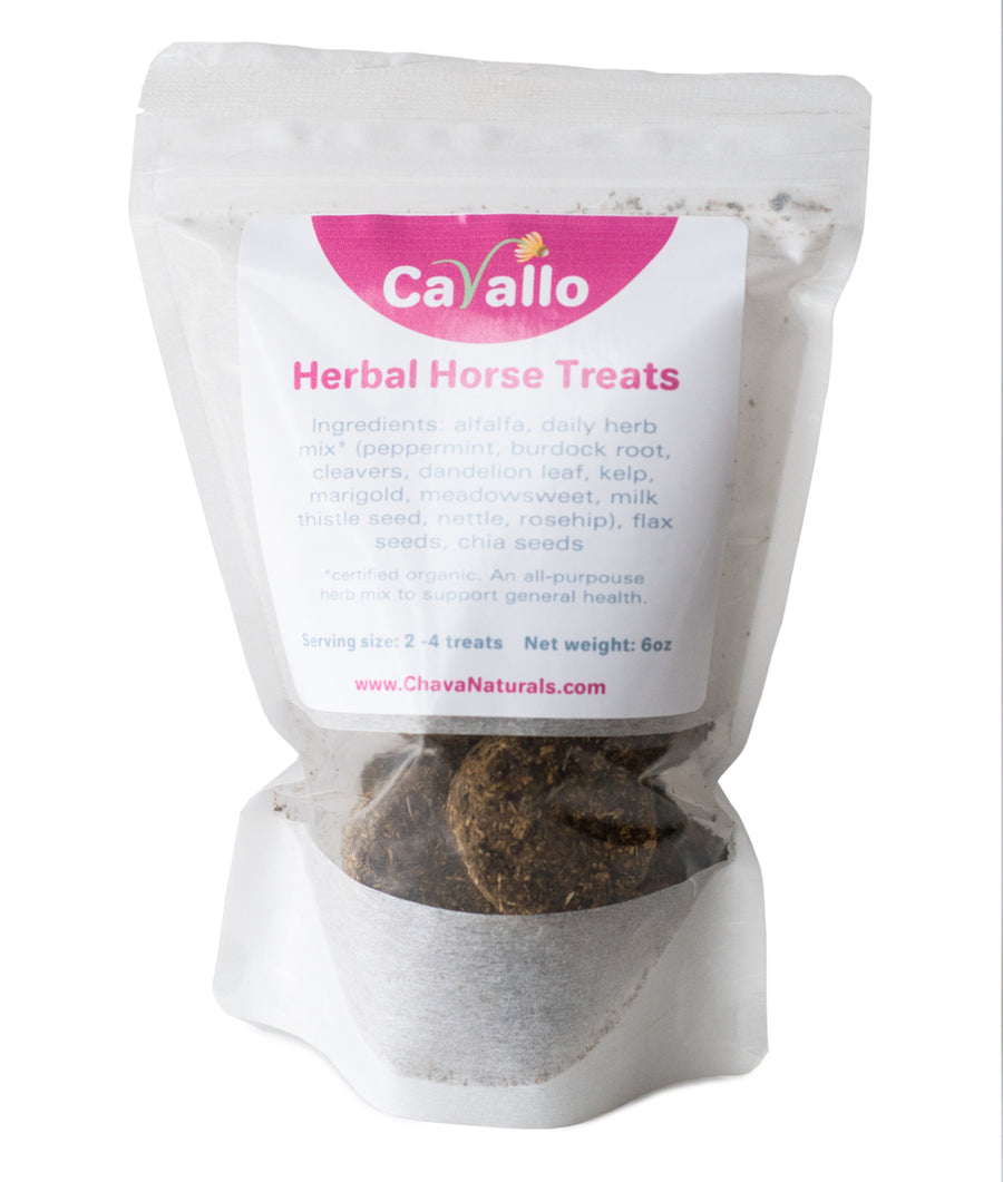Cavallo Herb Treats