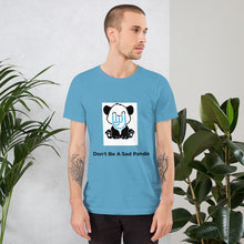 Load image into Gallery viewer, LWJ Sad Panda T-Shirt