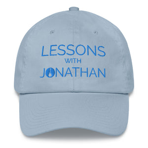 Lessons With Jonathan Dad Hat