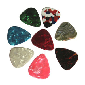 Guitar Picks Multi Smooth