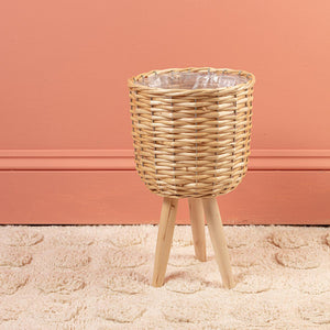 Sicily Wicker Planter