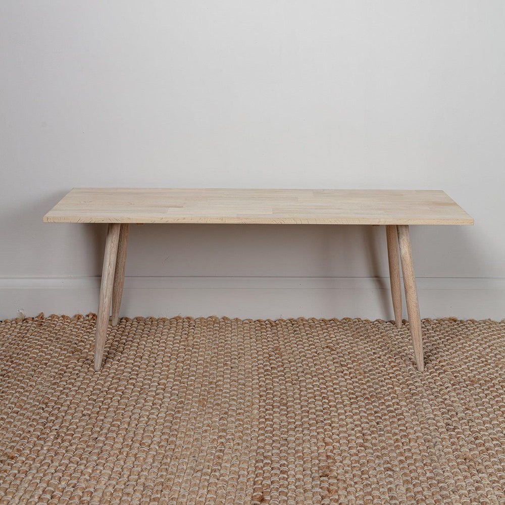 Levende Oak Bench