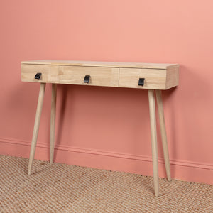 Levende Oak Desk - Black