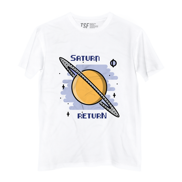 Camiseta Saturn Return