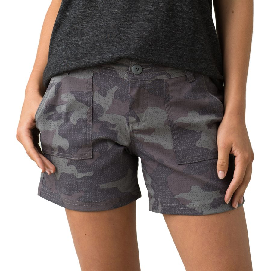 Prana Olivia Shorts - 7 in. Inseam Various Colors