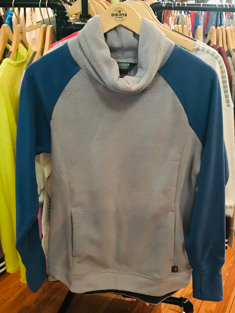 Outdoor Research Trail Mix Fleece Funnel Neck