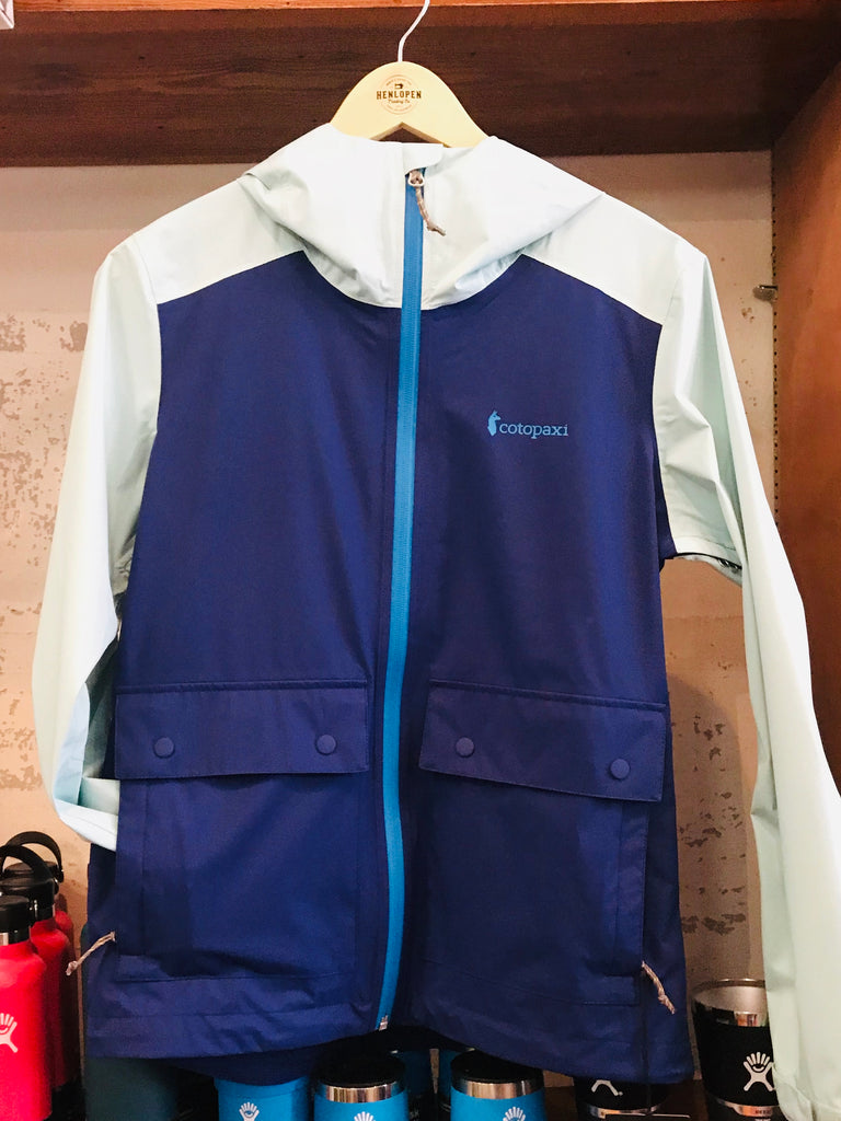 Cotopaxi Water Proof Rain Jacket