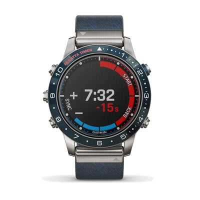 Garmin 010-02006-54 MARQ Captain Herrenuhr