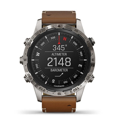 Garmin 010-02006-A4 MARQ Adventurer Herrenuhr