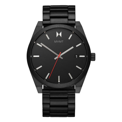MVMT 28000039-D Element Black Case Black Dial-Black Bracelet Herrenuhr