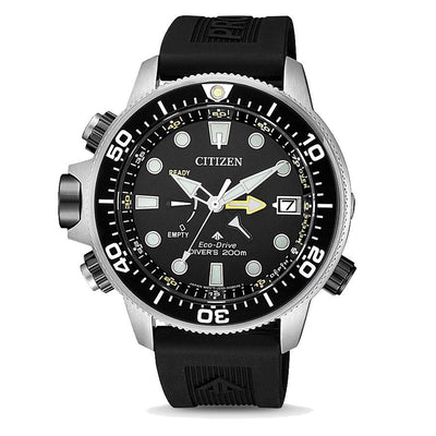Citizen BN2036-14E Promaster Sea Aqualand Eco Drive Diver Herrenuhr