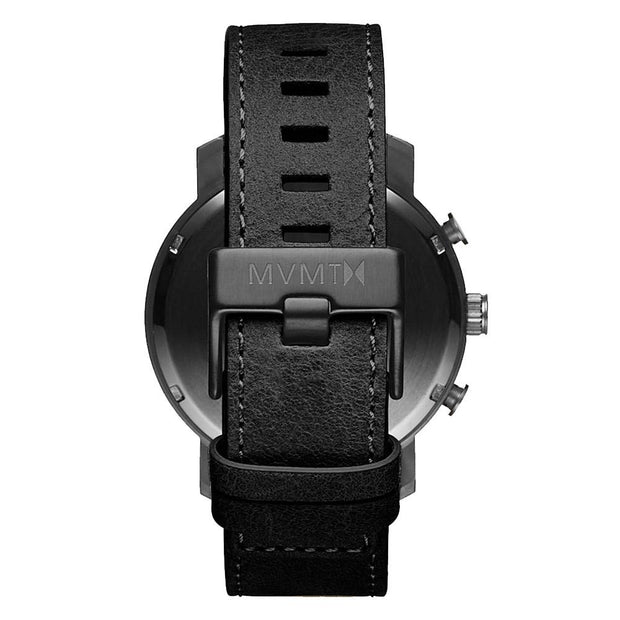 MVMT D-MC01-GUBL Chrono 45 Gunmetal Black Herrenuhr