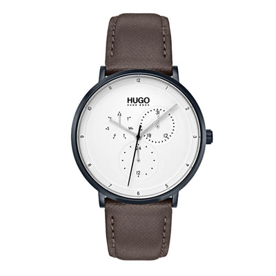 Hugo #Guide HU1530008 40 mm Herrenuhr