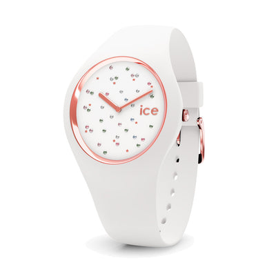 Ice-Watch IW016297 Ice Cosmos Star White Medium Damen uhr