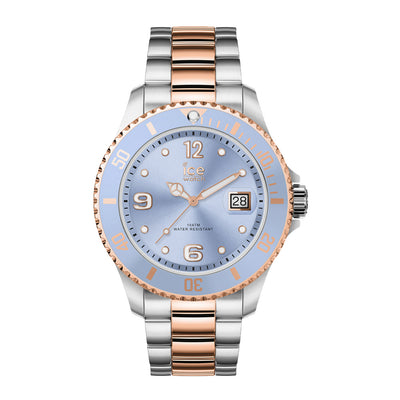Ice-Watch IW016770 ICE steel - Sky Silver RGP - M Damen uhr