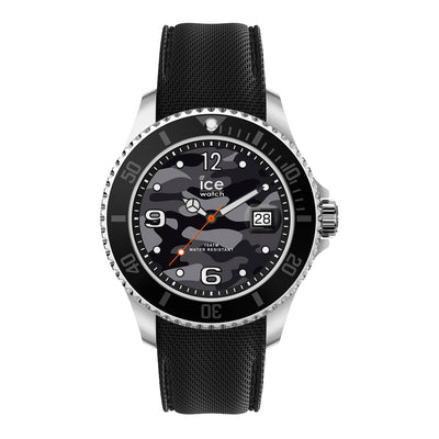 Ice-Watch IW017328 ICE steel - Black Army - XL Herren uhr