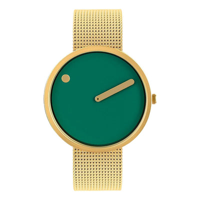 Picto PT43377-0920 Dusty Green Unisex uhr