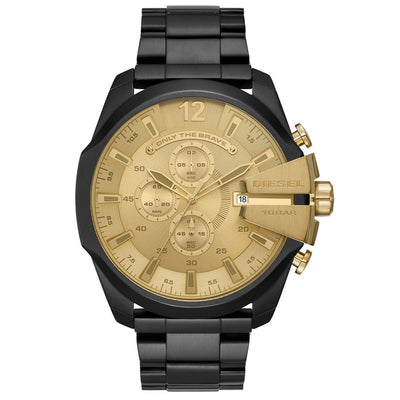 Diesel DZ4485 Mega Chief Herrenuhr