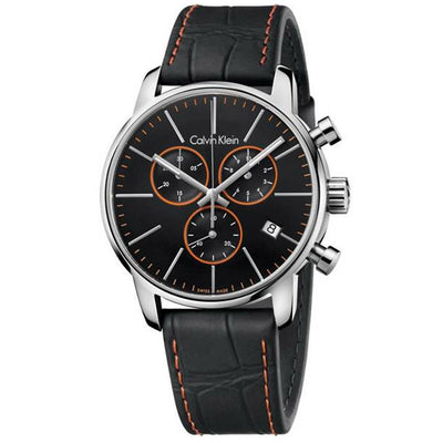 Calvin Klein K2G271C1 City Herrenuhr