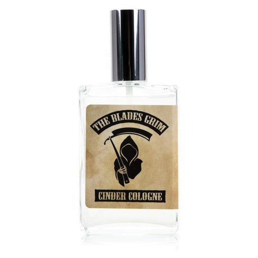Cinder Cologne - 100 ML - By The Blades Grim-
