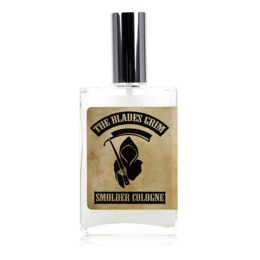 Smolder Cologne - 100 ML - By The Blades Grim-