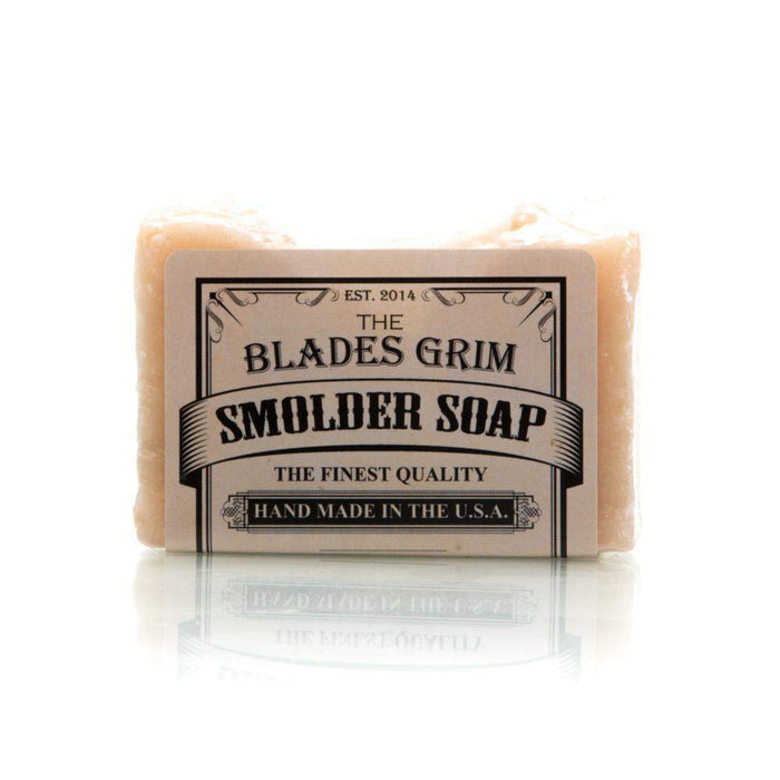 Smolder Hand Soap - By The Blades Grim-