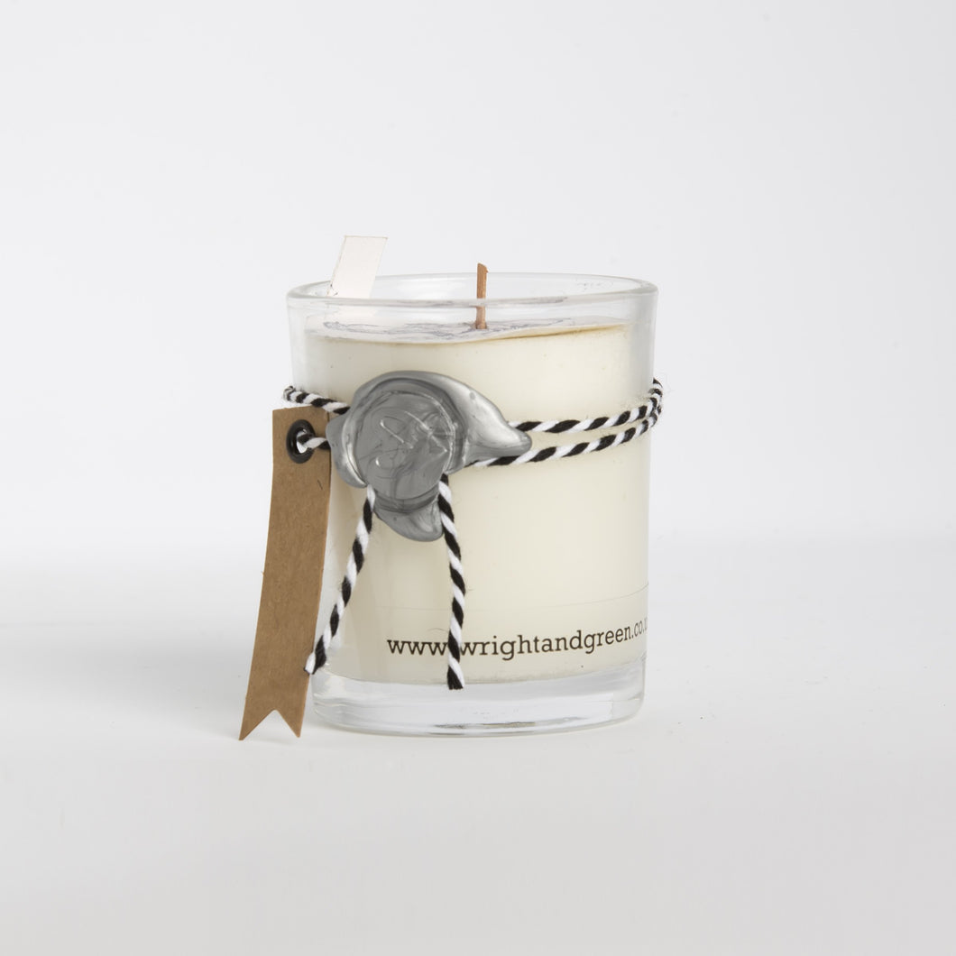 White Patchouli 80g Candle