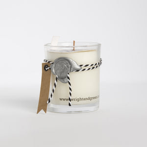 Amber & Ginger Lily 80g Candle