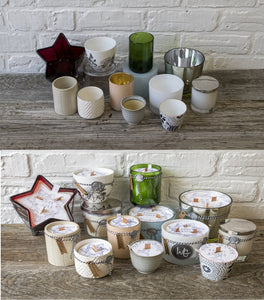 Candle Refill 750g