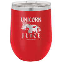 Unicorn Juice -Wine glass