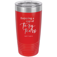 Enjoying A Cup Of Tory Tears -Tumbler