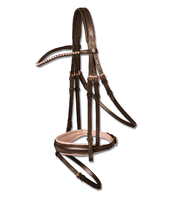 Rose Bridle (Brown)