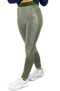 Power Leggings (Olive)