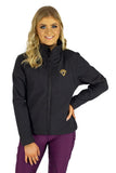 Personalised Softshell Jacket (Black)