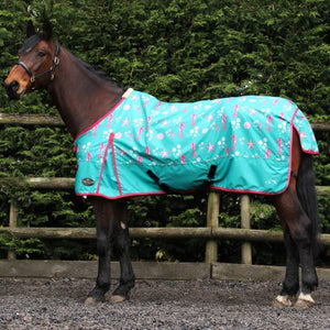 Sea-Horse Lightweight Turnout Rug