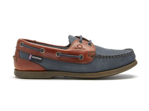 Chatham Bermuda Lady II G2 Boat Shoes (Navy)
