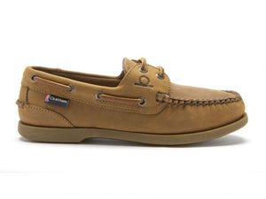 Chatham The Deck Lady II G2 Boat Shoes (Chestnut)