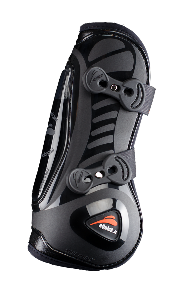 eShock Legend Front / Tendon Boots by eQuick