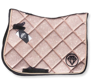 Glitter GP Saddle Pad