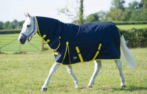 Trojan 200g Combo Turnout Rug