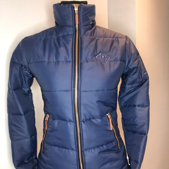 Navy Young Rider Jacket