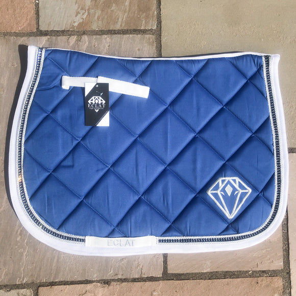 Superbling GP Saddle Pad (Blue)