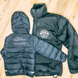 Young Rider Puffer Jacket (Black)