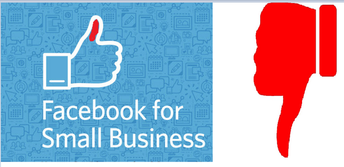 How Facebook Torments Small Businesses :(