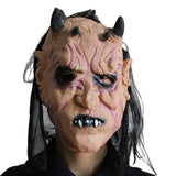 13 Types Masquerade Halloween Latex Horror Mask