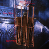 Halloween Electric Standing Witch Ghosts Haunted House Doorway Decor