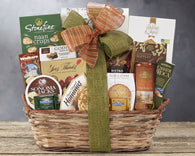 The Grand Gourmet Holiday Gift Basket